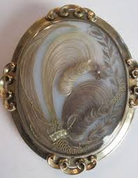 jewelry made from hair civil war hair jewelry gallery of jewelry