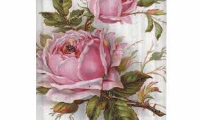 simply shabby chic misty rose enotecaculdesac sheer pink curtains yellow living room curtains