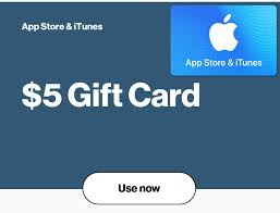 5 dollar gift cards free 5 itunes gift card from verizon up hip2save