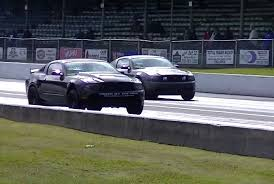 racing mustangs turbo versus supercharger two of the fastest 2011