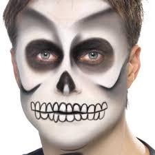 smiffys skeleton face painting kit 2 49 a great collection of