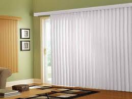 sliding door window treatments with white curtain door decorate
