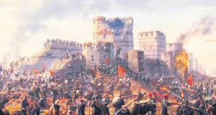 Ottomans Turks The Conquest Of Constantinople The Heralding In A New Era Daily