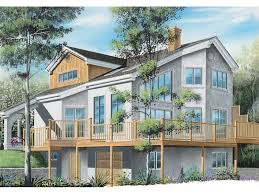 craftsman waterfront house plans so replica houses
