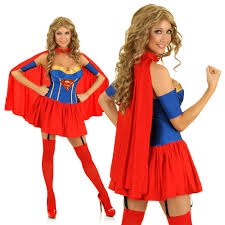 halloween costumes superwoman super woman hero costume