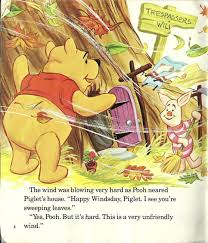 winnie pooh blustery quotes photo shared gill fans