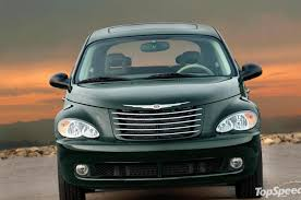 2010 chrysler pt cruiser couture edition two tone silver black