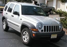 jeep models 2004 liberty