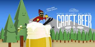 2nd annual craft beer u0026 food truck festival go tahoe north