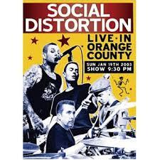 Bathroom Fixtures Orange County Amazon Com Social Distortion Live In Orange County Social