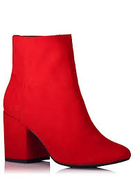womens boots asda faux suede ankle boots george