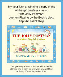 win copy jolly postman playing book