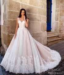 plus size pink wedding dresses discount 2017 design blush pink wedding dresses a line