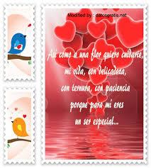 imagenes romanticas de cumpleaños para mi novia mensajes de amor para enviar a mi novia tarjetas de amor