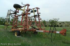 krause 4100 field cultivator item k2560 sold may 17 ag