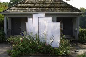Garden Screening Ideas A Simple Garden Screen Idea Finegardening