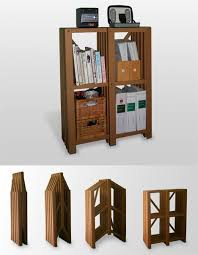 Fold Up Bookcase 104 Best Displays Portable Folding Collapsable Images On