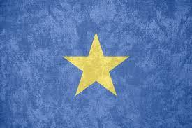 Belgia Flag Belgian Congo Grunge Flag 1885 1908 1960 By Undevicesimus On