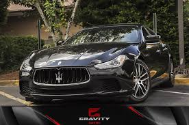 used maserati ghibli 2014 maserati ghibli ghibli s q4 stock 088434 for sale near