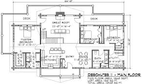 log cabin home plans cool the richmond floor nh custom homes gooch