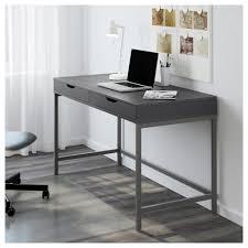 Gray Computer Desk Alex Desk Gray Ikea