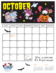 Printable Halloween Countdown Calendar 7 Best Images Of Printable Halloween Calendar Free Printable