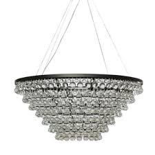 Extend A Finish Chandelier Cleaner Celeste Glass Crystal Black Chandelier Free Shipping Today