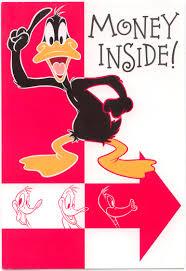 daffy duck birthday card marges8 u0027s blog
