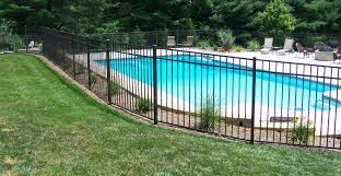 lovely ideas fences for pools sweet pool fence above ground pools