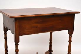 william and mary table antique william mary style walnut side table marylebone antiques