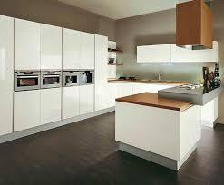 cuisine moderne en u plan ilot cuisine ikea simple cheap best ideas about facade