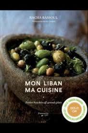 livre de cuisine libanaise flammarion québec