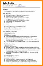 14 chronological resume samples abstract sample
