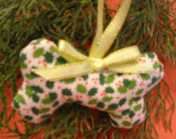 bone ornaments etsy