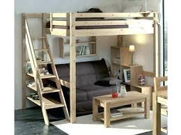 lit mezzanine avec bureau pour ado mezzanine chambre ado bureau pour ados lit superpose pour ado lit