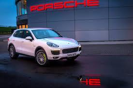 porsche suv white porsche cayenne s e hybrid uk spec 958 cars suv white 2014
