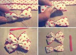 handmade bow handmade hair bows for how to make a hair bow sewing