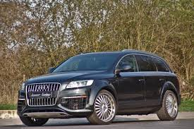 audi q7 tuning senna tuning gives a boost to the audi q7 4 2 v8