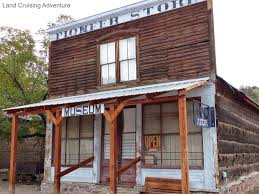 land cruising adventure chloride a ghost town in new mexico