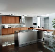 minimalist kitchen design with modern decorations example