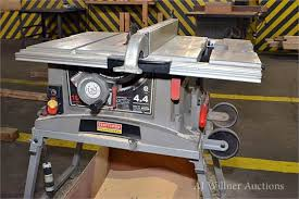 Table Saw Motor Craftsman 10