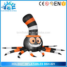 inflatable spider for halloween decoration inflatable spider for