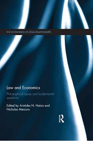 law and economics philosophical issues and fundamental questions