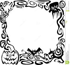 elegant halloween clipart 55