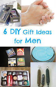 diy gift ideas for men fabulessly frugal