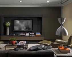 Contoh Desain Ruang Keluarga Mewah Minimalis  Lensa Rumah - Modern family room decor