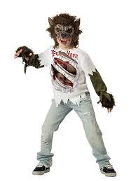 Boys Scary Halloween Costumes 25 Boys Werewolf Costume Ideas Wolf Costume