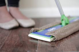 Can You Use A Steam Mop On Laminate Floor Diy Natural Floor Cleaner Wipes Live Simply