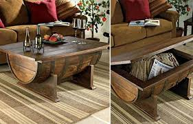 Wine Barrel Home Decor Fascinating Uses For Old Wine Barrels Gallery Best Idea Home