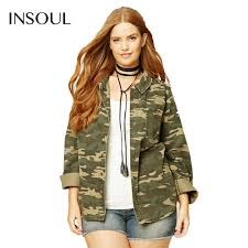 Plus Size Camouflage Clothing Compare Prices On Plus Size Women Camo Jackets Online Shopping